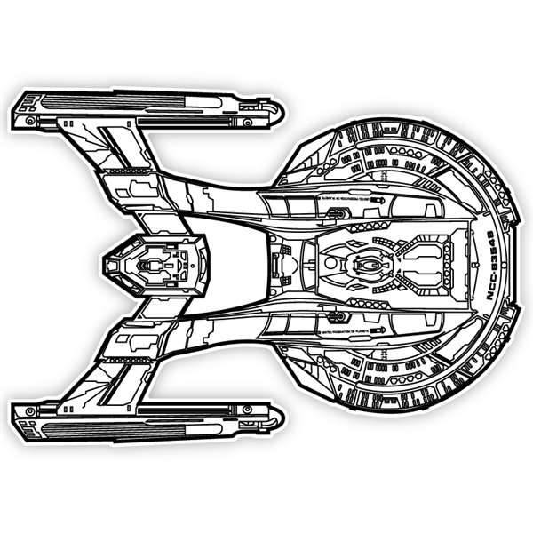 Akira Class Starship Blueprints http://www.thetrekcollective.com/2013/01/walls360s-new-starship-graphics.html