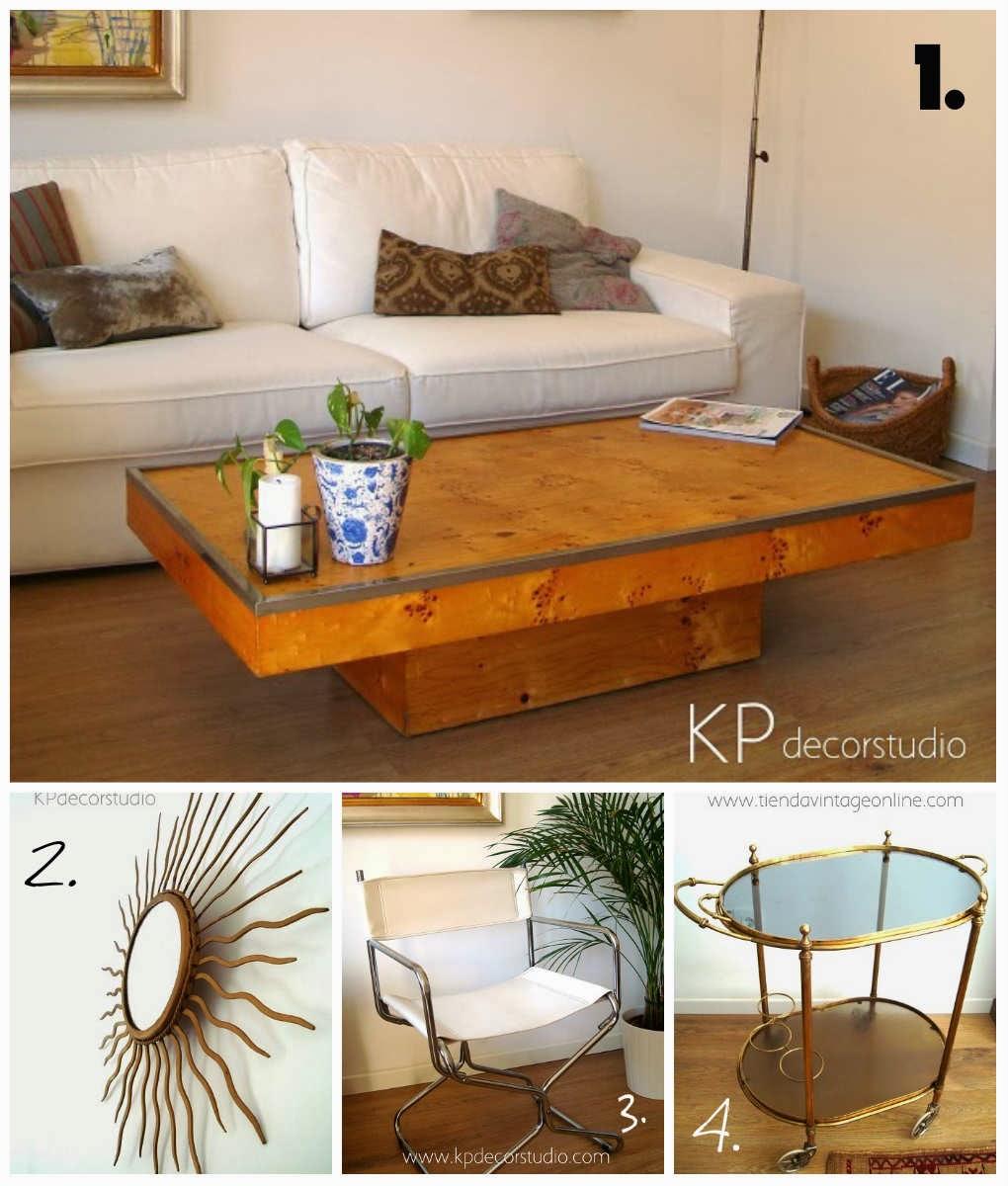 comprar muebles de diseño retro online