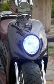 Kumpulan Foto Modifikasi Motor Yamaha