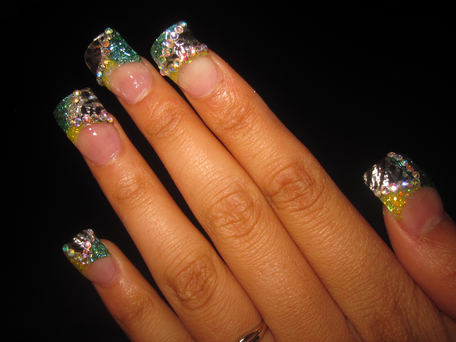 Cynthiaviera Nails Estilo Sinaloa Colores Salvajes Wild Colors