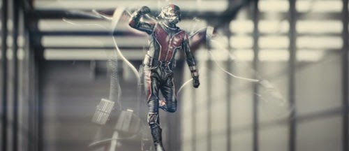New Ant-Man Movie Trailer