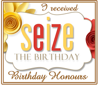Seize the Birthday Honors
