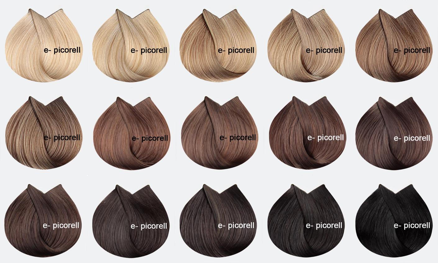 Color de cabello: las nuevas tendencias en color de