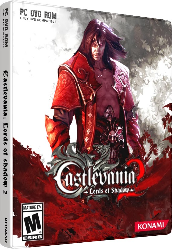 castle2 Jogo Castlevania: Lord of Shadow 2 RELOADED PC (2014)