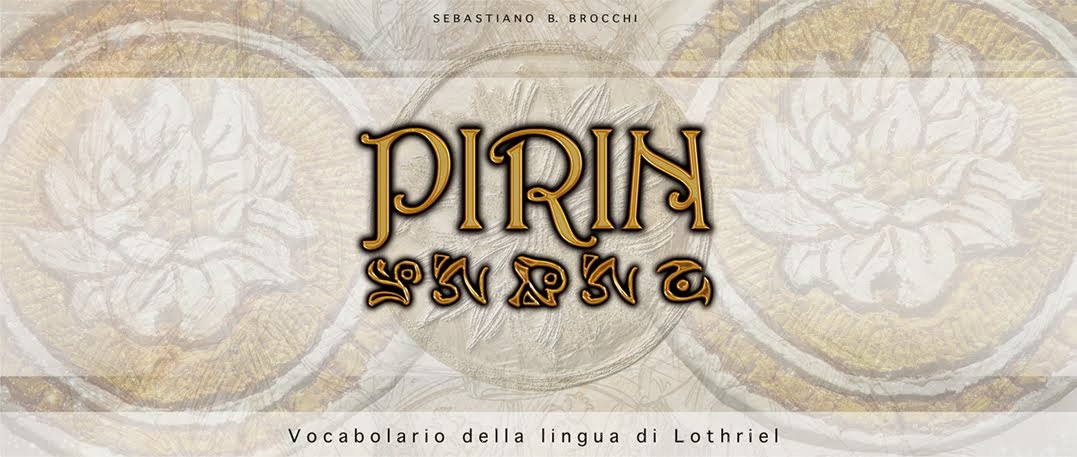 Vocabolario della lingua Pirin