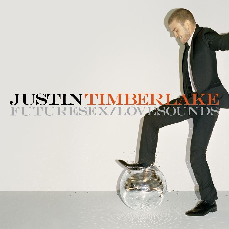album cover justin timberlake futuresexlovesounds