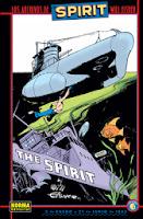 Los archivos de The Spirit 6,Will Eisner,Norma Editorial  tienda de comics en México distrito federal, venta de comics en México df