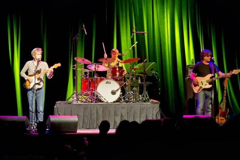 Eric Johnson at Ponte Vedra Concert Hall, June 27, 2012. (Photo by Joseph C. Tremain Jr.)
