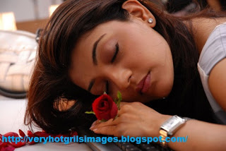 Hot Actress Kajal Aggarwal
