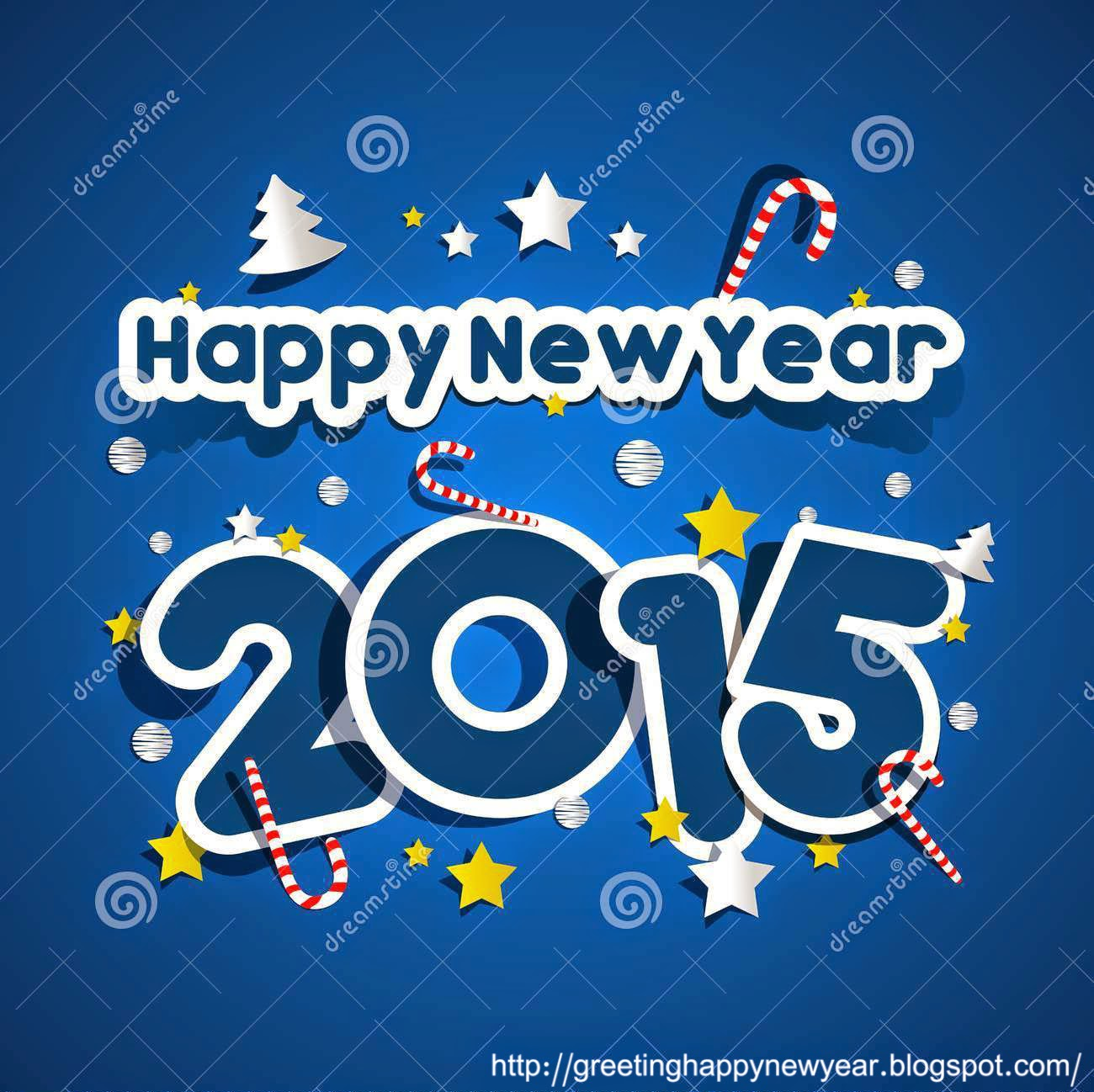 Greeting Happy New Year Photos 2015