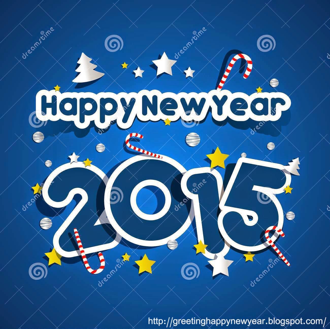 Greeting Happy New Year Photos 2015