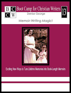 NEW Workbook!! Memoir-Writing Magic!!!