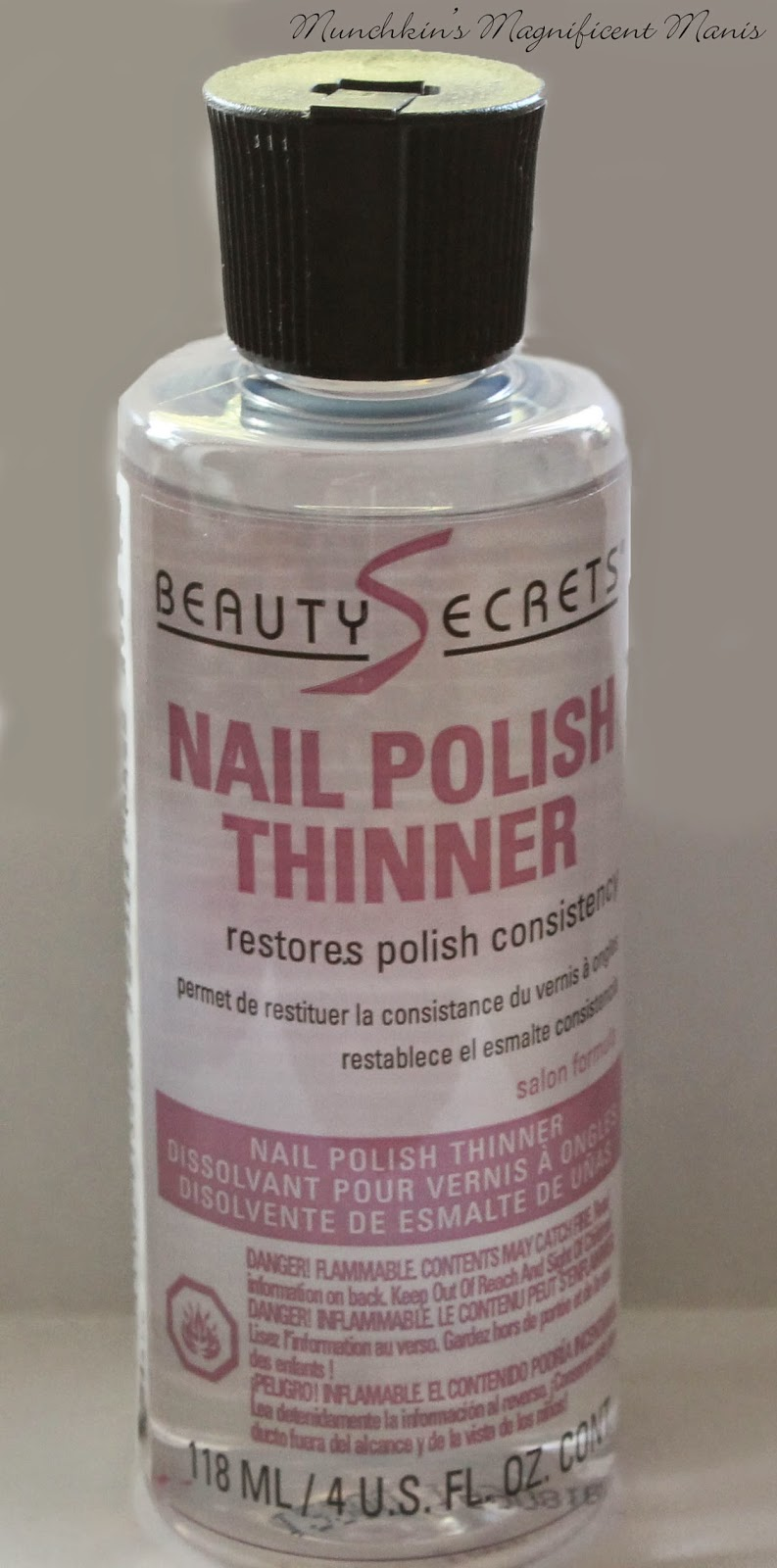 Munchkin\'s Magnificent Manis: Nail Care