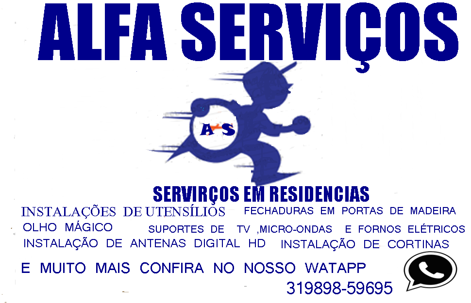 ALFA SERVIÇOS RIBEIRÃO DAS NEVES -MG