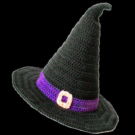 Bichus Amigurumis: Patron Gratis - Gorro Bruja - Halloween