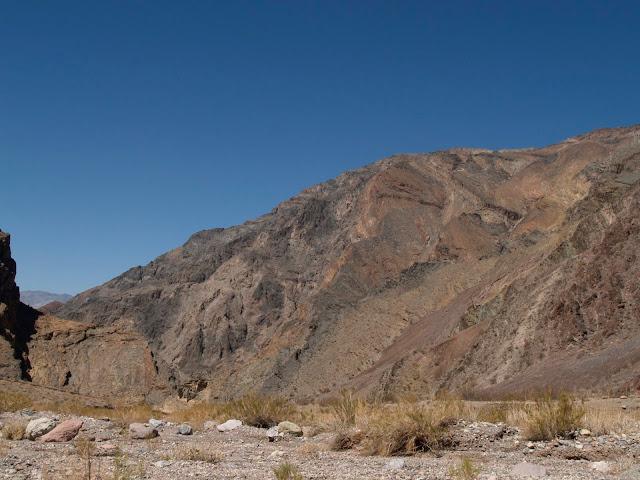 Caminos de Death Valley