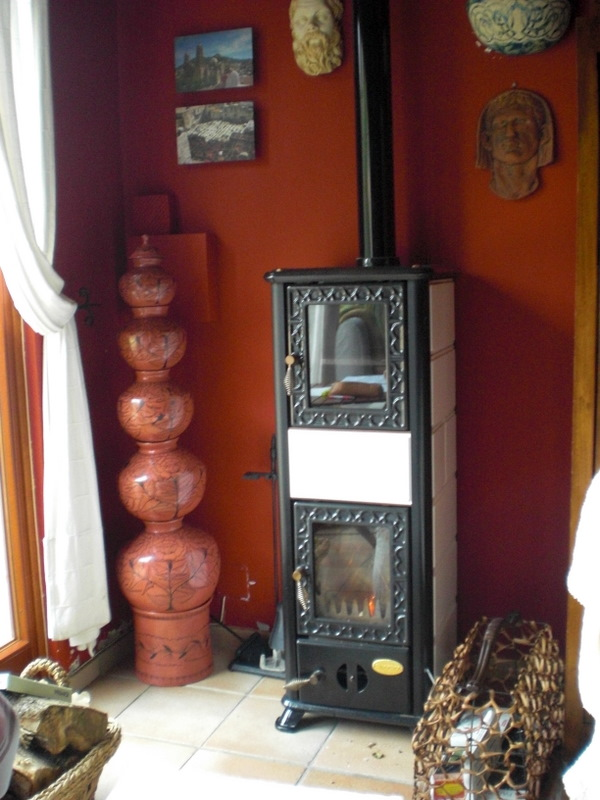 Vistas del palacio de meiras estufa de hierro - Estufas de hierro ...