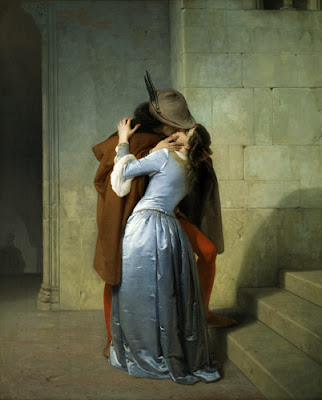 el-beso-francesco-hayez-paul-celan-monica-lopez-bordon-poesia