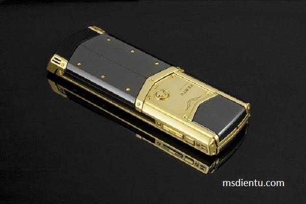 Vertu signature s gold Trung quốc giá rẻ