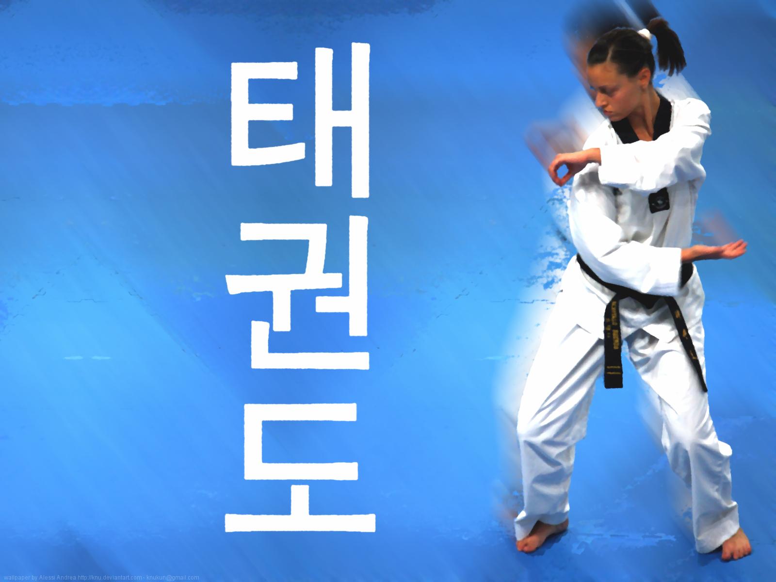Top Pictures Taekwondo Wallpaper Wallpapers
