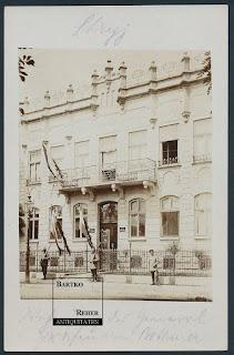 Будинок Насона Фіхнера у Стрию