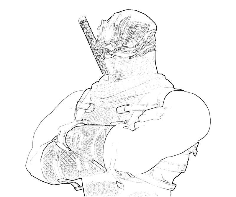 printable-ninja-gaiden-3-ryu-hayabusa-character-coloring-pages