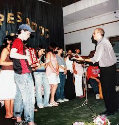 Coro Esc de Comercio 33 D.E. 18 - Año 2006