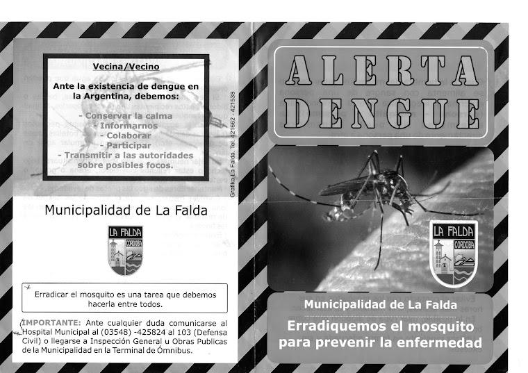 ALERTA DENGUE!!!!
