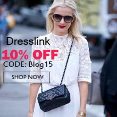 Dresslink 10% off