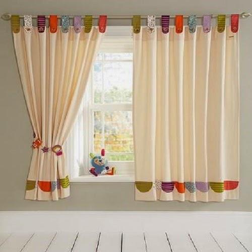 Magnifique Idée de décoration rideaux bébé