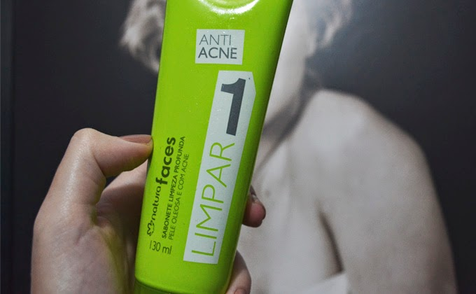 Sabonete Anti Acne Natura Faces Resenha