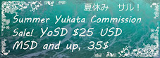 Summer BJD Yukata Commission Sale!