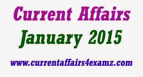 Monthly current affairs january 2014 pdf