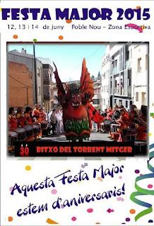 Festa Major del Poble Nou - Zona Esportiva de Terrassa