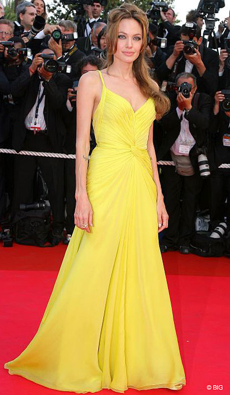 Angelina jolie red carpet dresses - photo#6