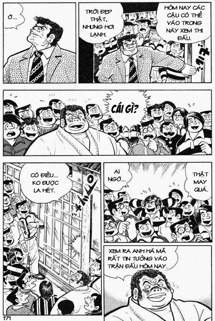Siêu quậy Teppi chap 96 - Trang 36