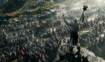 The Hobbit - Battle Of The Five Armies 3