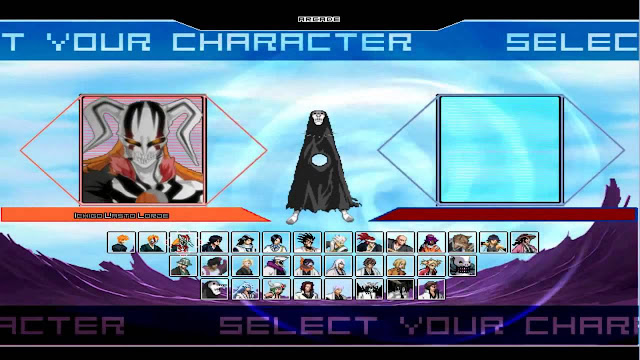 Bleach PC Games Char