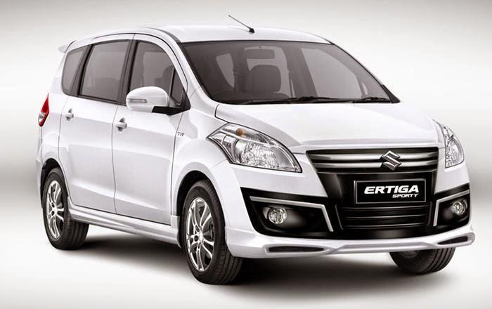 Modifikasi Suzuki Ertiga Terbaru