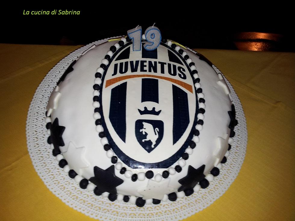 la cucina di sabrina: torta di compleanno juve - Decorazioni Torte Juventus