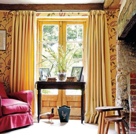 Country style ideas from English country cottage