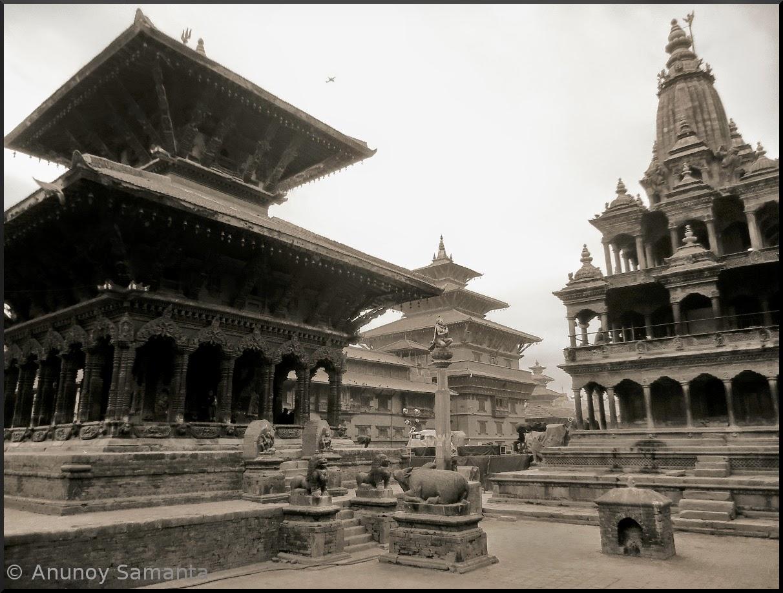 Glimpses of Patan Durbar Square