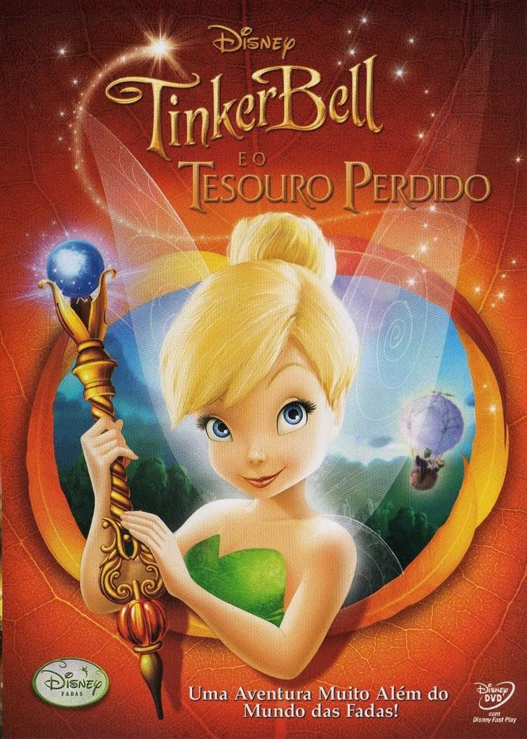 Tinker Bell e o Tesouro Perdido – Dublado (2009)