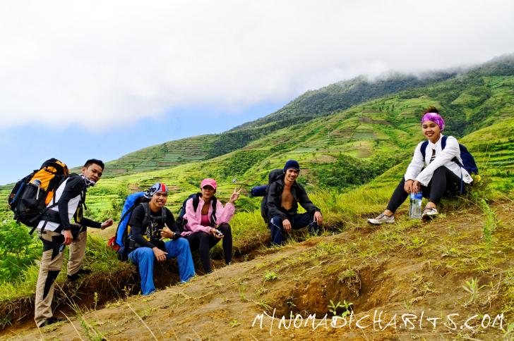 Mt. Kanlaon sitio mananawin