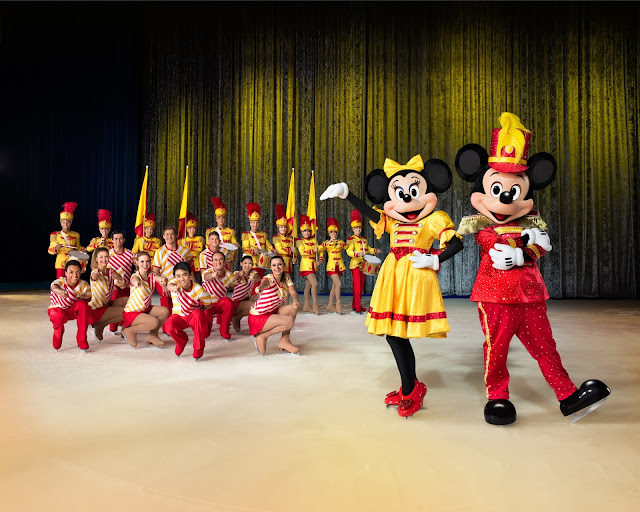 Win Tickets to @DisneyonIce 100 Years of Magic #LiveatTheQ