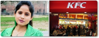 Miss Pooja KFC