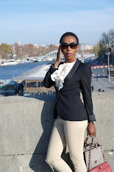 Tanzanian Fashionista & Trendsetter Bijoux Right here: