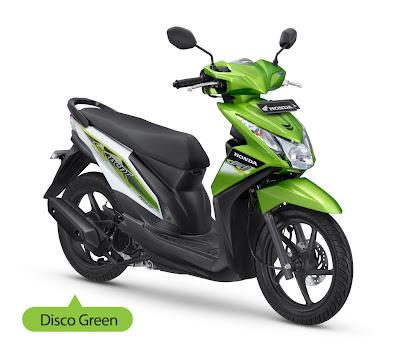 BeAT-FI CW Disco Green Marketing Jepara