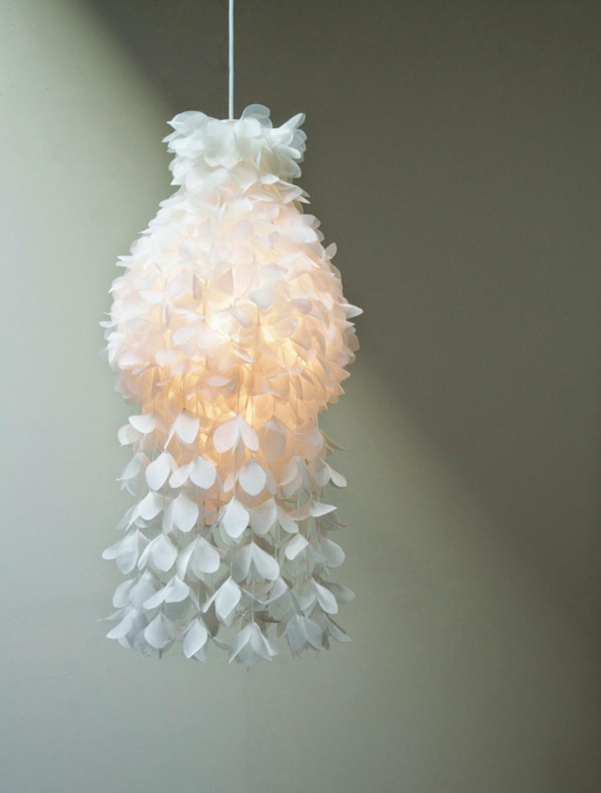 lampu tidur kreatif, unik dan indah