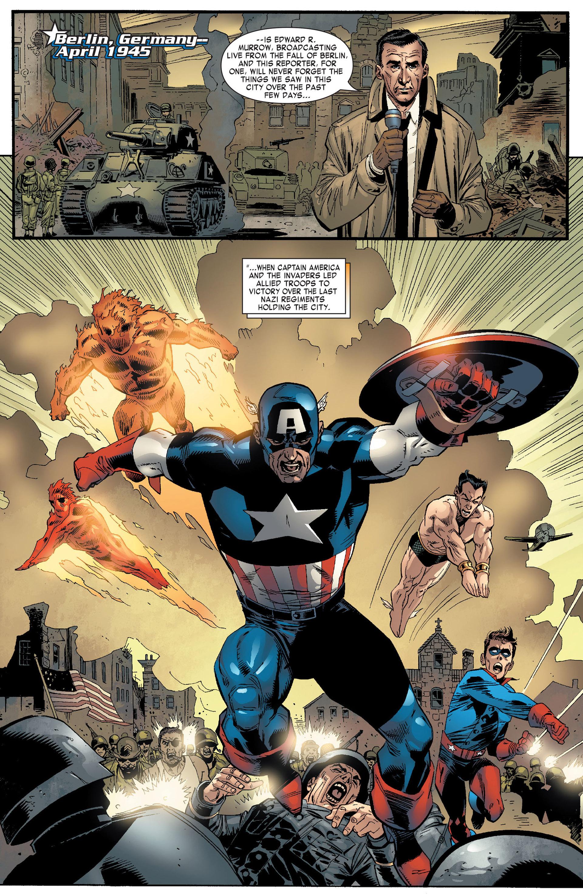 Captain America (2005) Issue #10 #10 - English 7